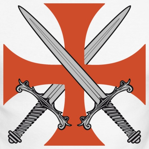 Templar cross swords 2