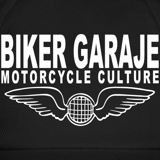 Beisbolera Biker Garaje