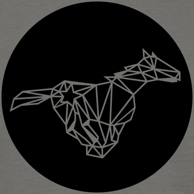Polygon Pferd