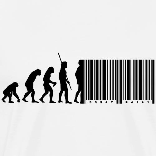 Evolution Strichcode