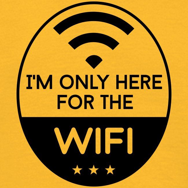 Only for WIFI
