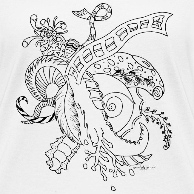 Fantasy scribblesirii b