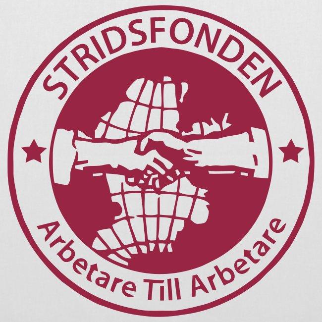 Stridsfonden - Tygväska