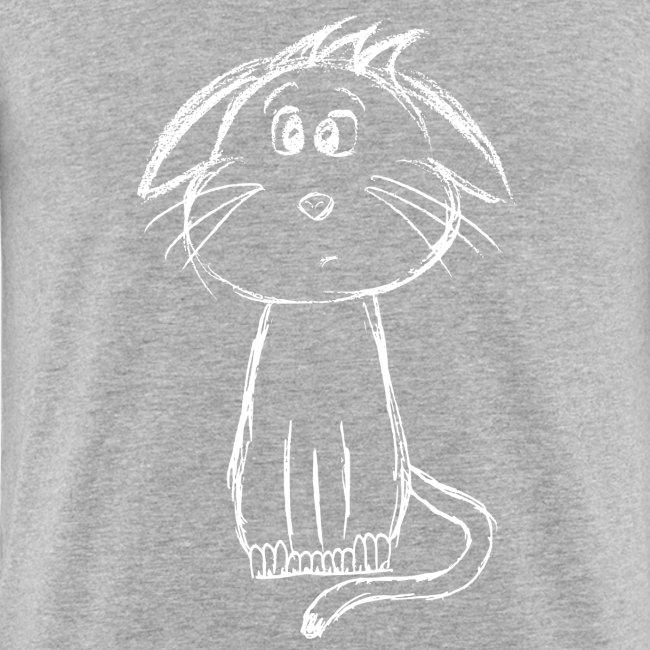 Katze Cat scribblesirii w