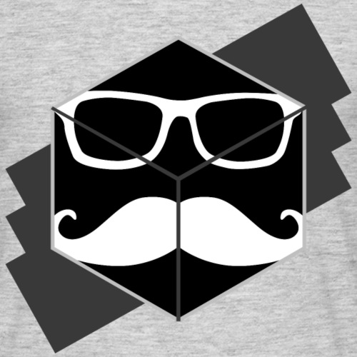Mustache Cube