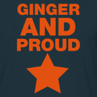 Design ~ Ginger And Proud Star