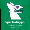 Spectragryph_spruch01p - Männer Premium T-Shirt