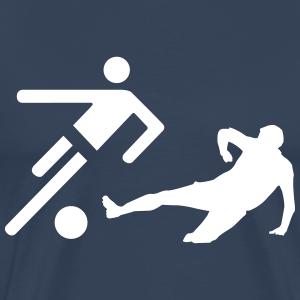 Stirch- vs Fussballer