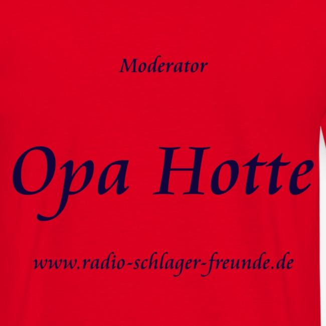 MOD - Shirt Opa Hotte