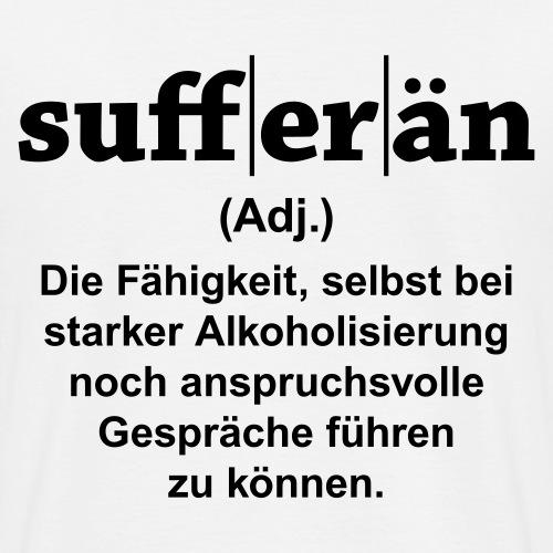 Sufferän