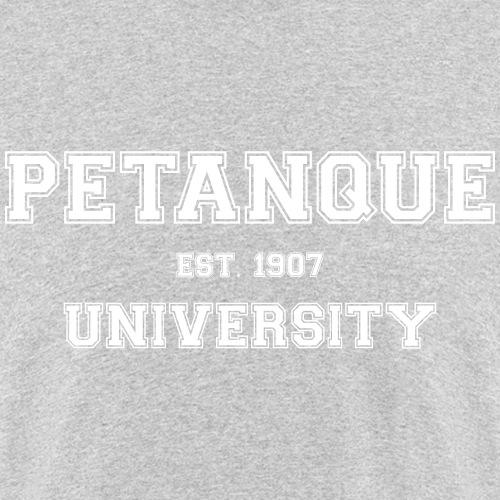 Pétanque University