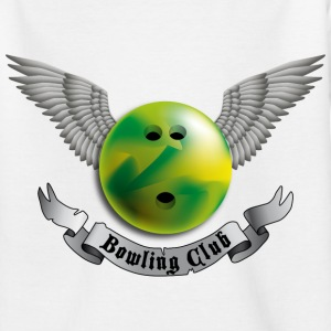 bowling_club_c Shirts - Teenage T-shirt