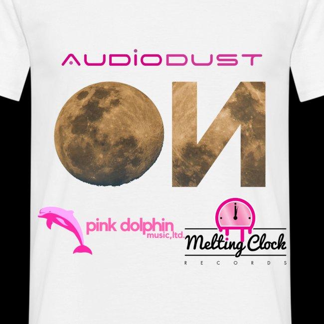 Audio Dust - On t-shirt