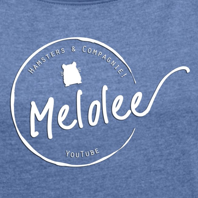 T-shirt Melolee - Hamsters & Compagnie!