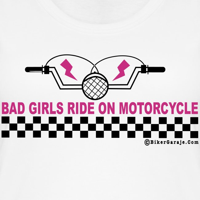 Top Bad Girl Motorcycles