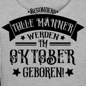 """Geburtstag T-Shirts mit """"Männer im Oktober geboren Geburtstag"""""""