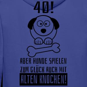 """Geburtstag T-Shirts mit """"40 Jahre Alter Knochen"""""""