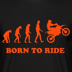 Evolution Motocross - Men's T-Shirt