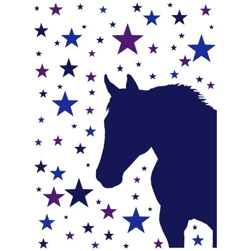 Pferd und Sterne-1