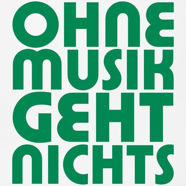 Ohne Musik - SUTO Mousepad