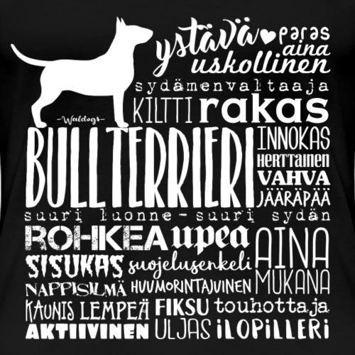 Bullterrieri Sanat V