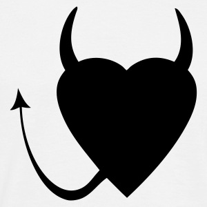 Love Devil - Men's T-Shirt