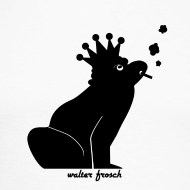 Motiv ~ Walter Frosch (Langarm Kontrast)