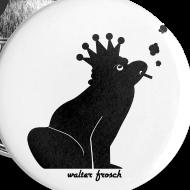 Motiv ~ 5x Anstecker Frosch (56 mm)
