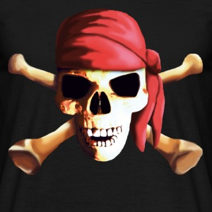 dead_pirate T-shirts - Herre-T-shirt