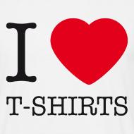 Ontwerp ~ I Love T-shirts