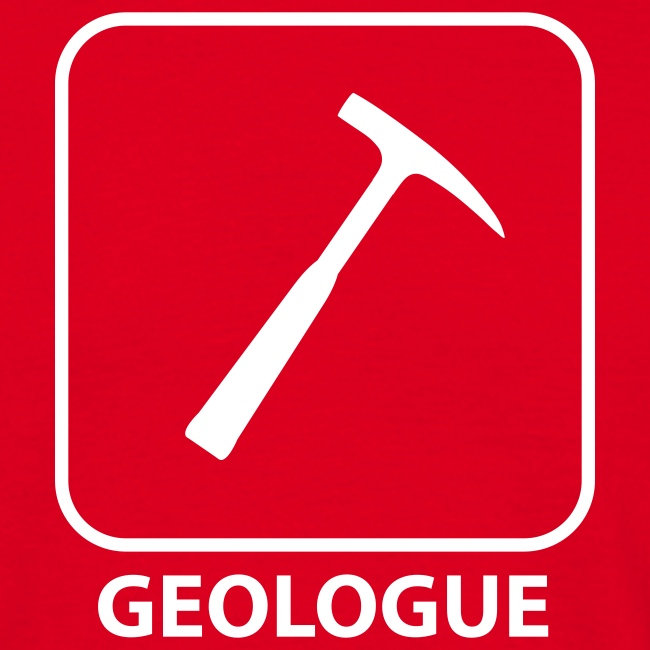 T-Shirt - Géologue