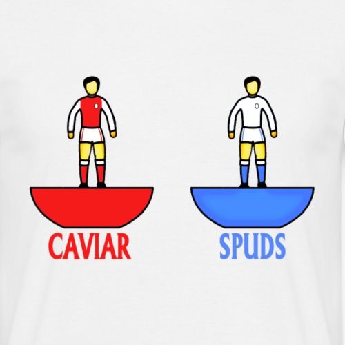 Caviar v Spuds