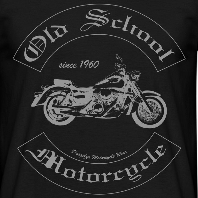 Old School MC | 1960 - T-Shirt
