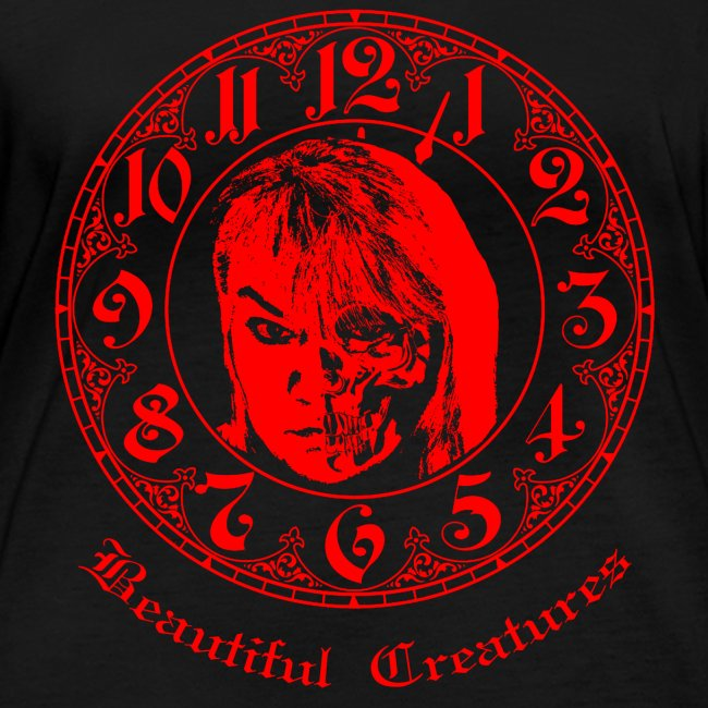 Beautiful Creatures | rot - Langarm Shirt
