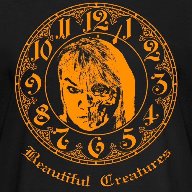 Beautiful Creatures   orange - Lady Shirt