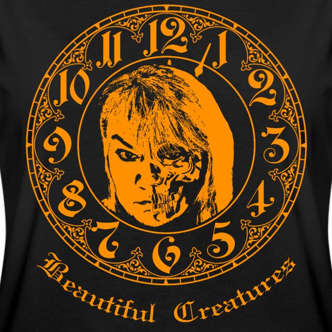 Beautiful Creatures | orange - Lady Shirt