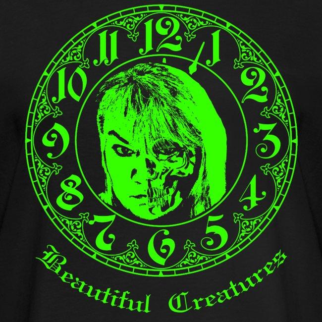Beautiful Creatures | green - Lady Shirt