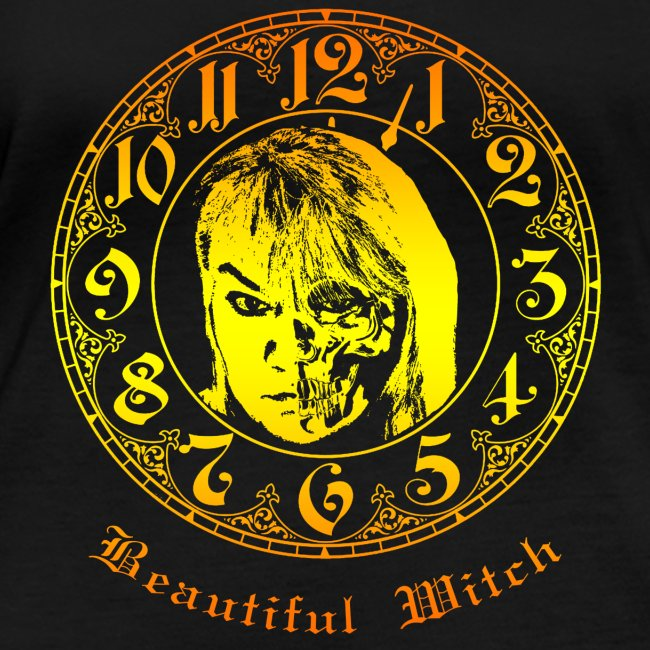 Beautiful Witch | Classic - Langarm Shirt