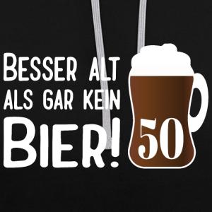 """Geburtstag T-Shirts mit """"Alt Bier 50 Geburtstag"""""""