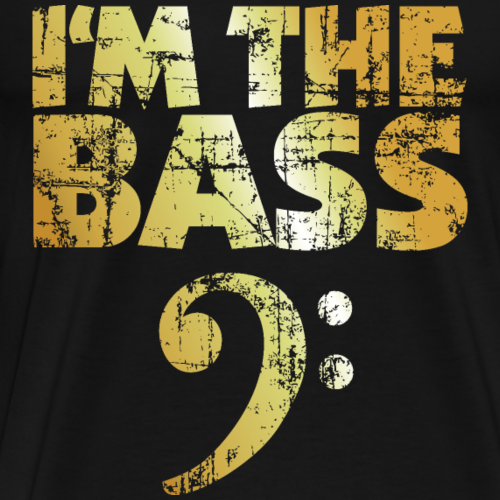 I'm the Bass (Gold)