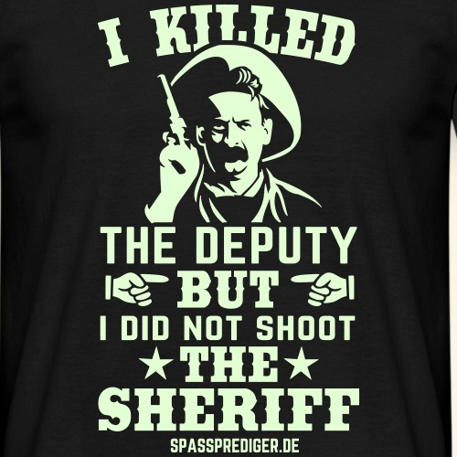 I killed the deputy 26092017