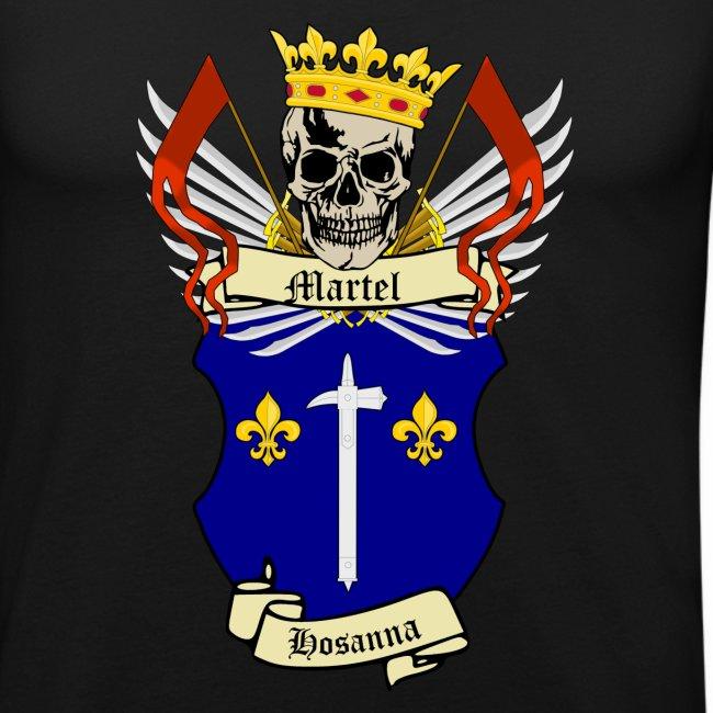 tshirt fan équipe Martel
