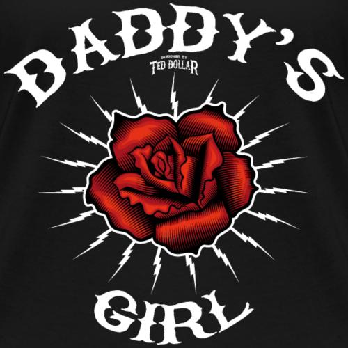 Daddy's girl rose