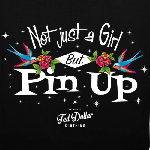 Not just a Girl but Pin Up