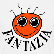 Design ~ Fantazia Smiley Front/Dancing Man Reverse