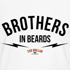 Brothers in beards