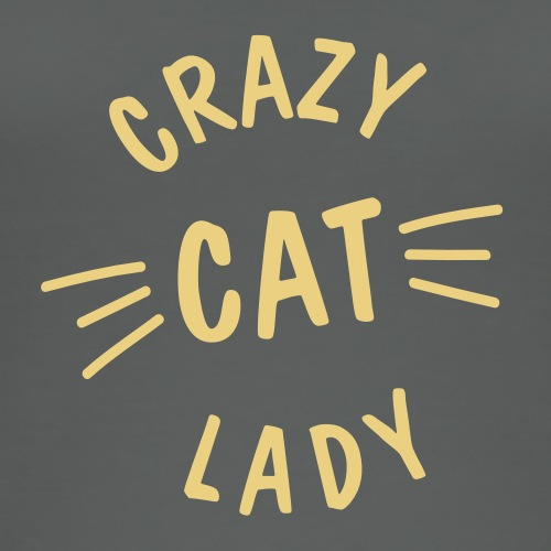 Crazy Cat Lady meow