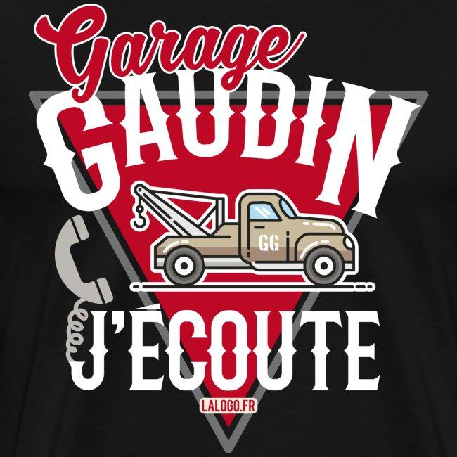 Garage Gaudin j'écoute (dépanneuse)