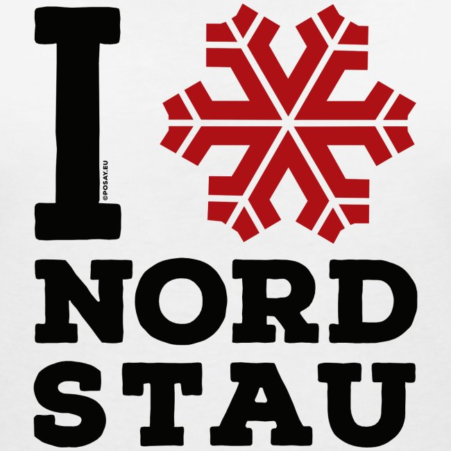 I love Nordstau V-Neck T-Shirt