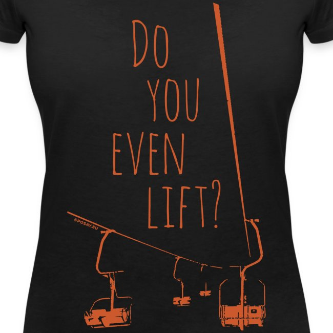 Do you even lift? V-Neck T-Shirt